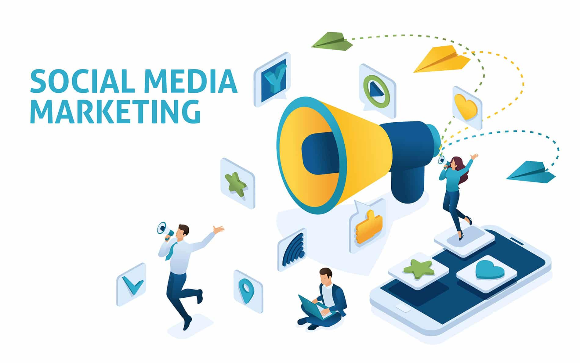 Dịch vụ marketing social