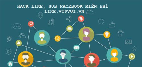 Hack like fanpage, Auto like fanpage